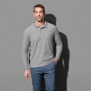 ST3400 | POLO LONG SLEEVE
